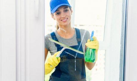 Entreprise spécialisée dans le nettoyage des vitres de bureaux et d'entreprise à Apt