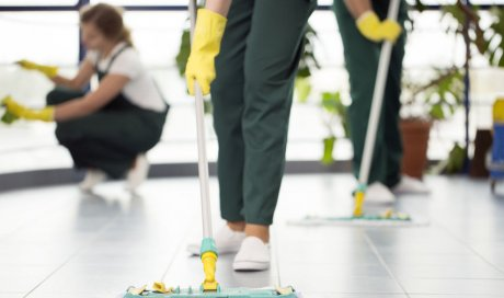 Nettoyage d'un appartement après un déménagement